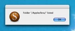 Schindler: Listando el contenido de dispositivos o carpetas, al instante