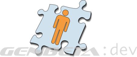 El programador como una pieza de un puzzle