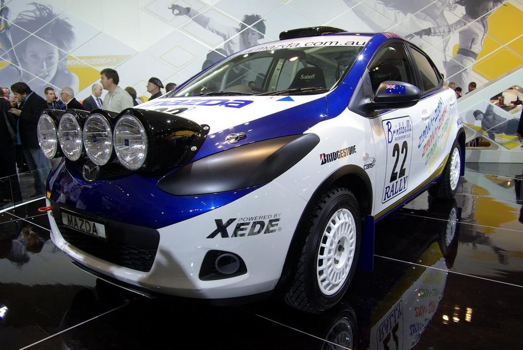 Foto de Mazda2 Extreme (3/17)