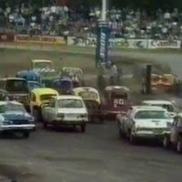 El día en que en Zandvoort se corrió una carrera de coches marcha atrás