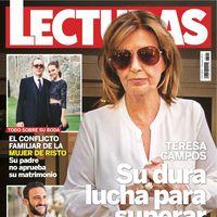 Preocupación por María Teresa Campos
