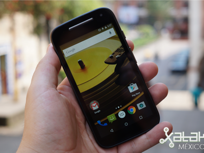 Motorola Moto E 2015, análisis
