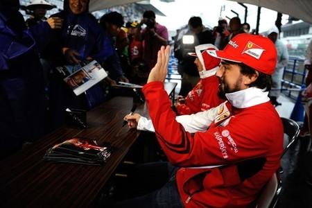 Fernando Alonso aleja la opción del año sabático