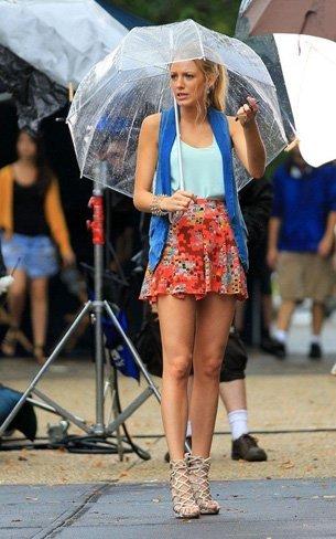 Las famosas nos dan consejos de moda para un verano fresco en Trendencias. Blake