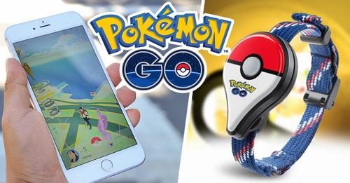 Sorteamos 5 pulseras Pokémon GO Plus [finalizado]