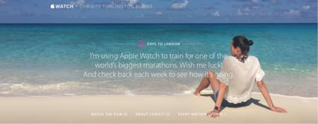 Gracias al blog de Christy Turlington vamos conociendo más detalles del Apple Watch