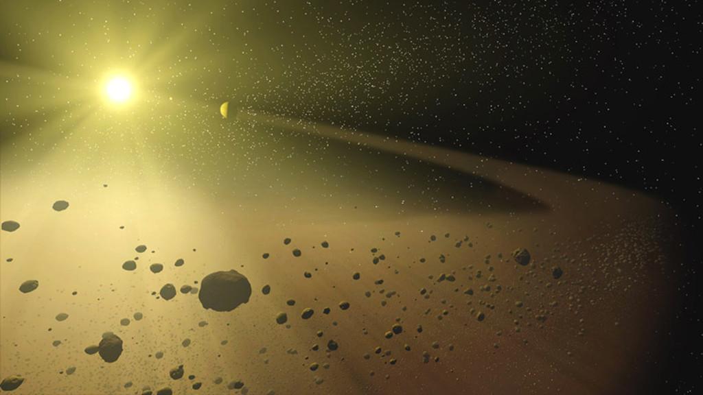 Asteroides 01