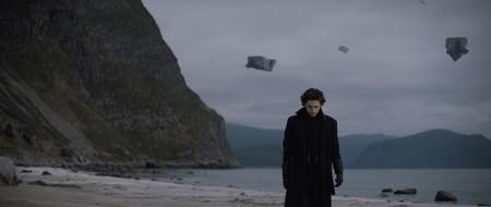 Dune' revela su primera imagen oficial: aquí tenemos a Timothée ...