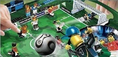 Lego también juega en el Mundial