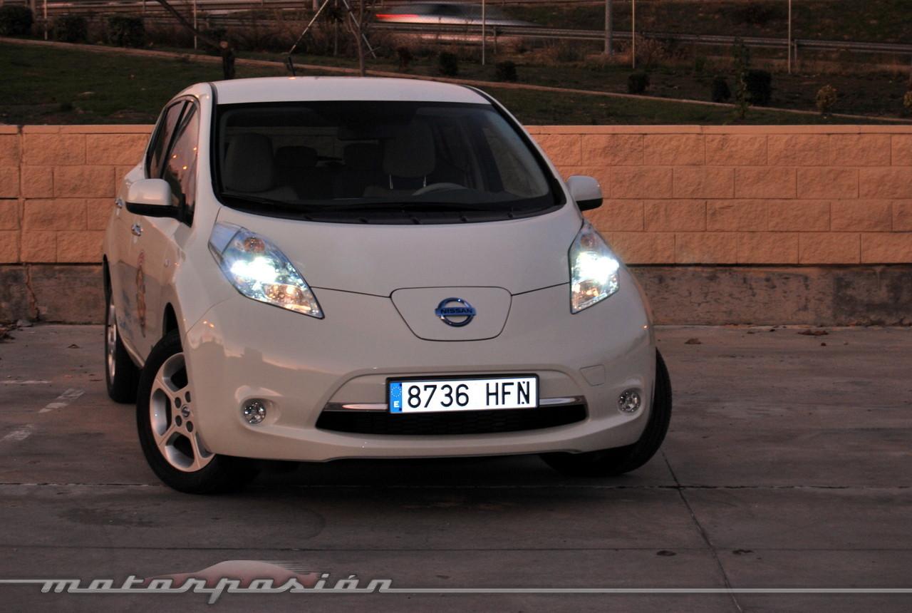 Foto de Nissan Leaf, prueba (11/27)