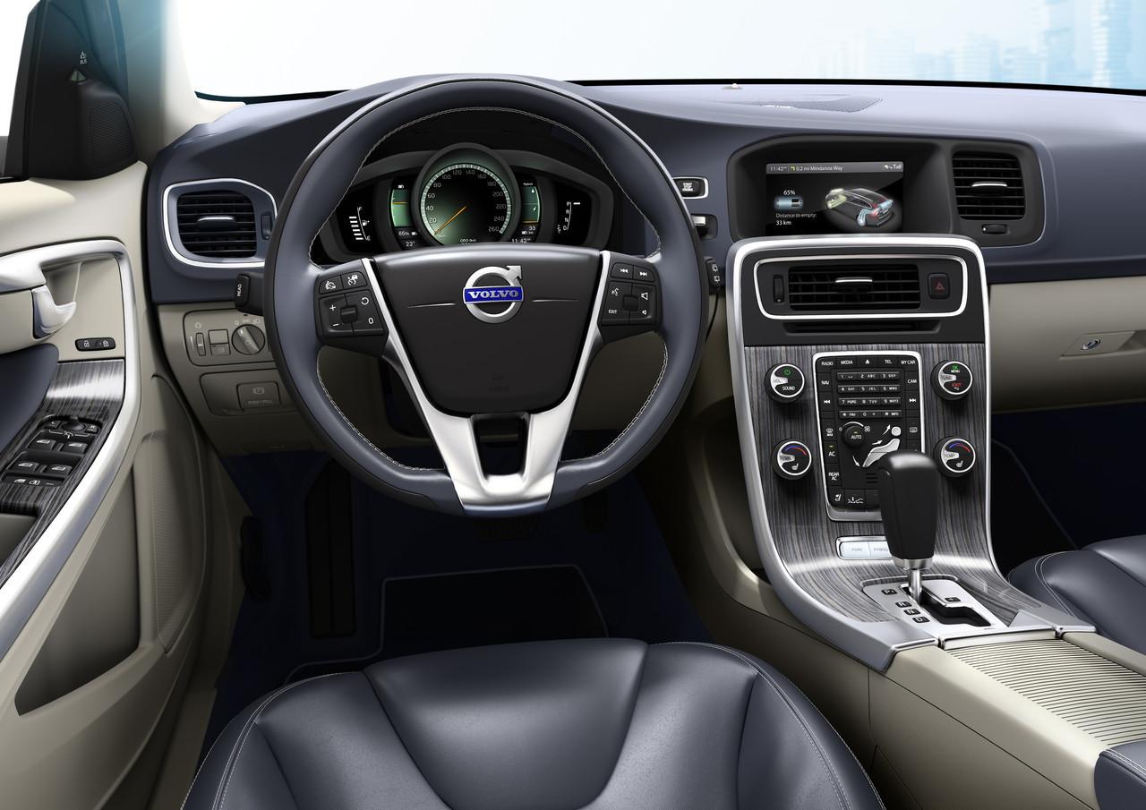 Foto de Volvo V60 Plug-in Hybrid (11/18)
