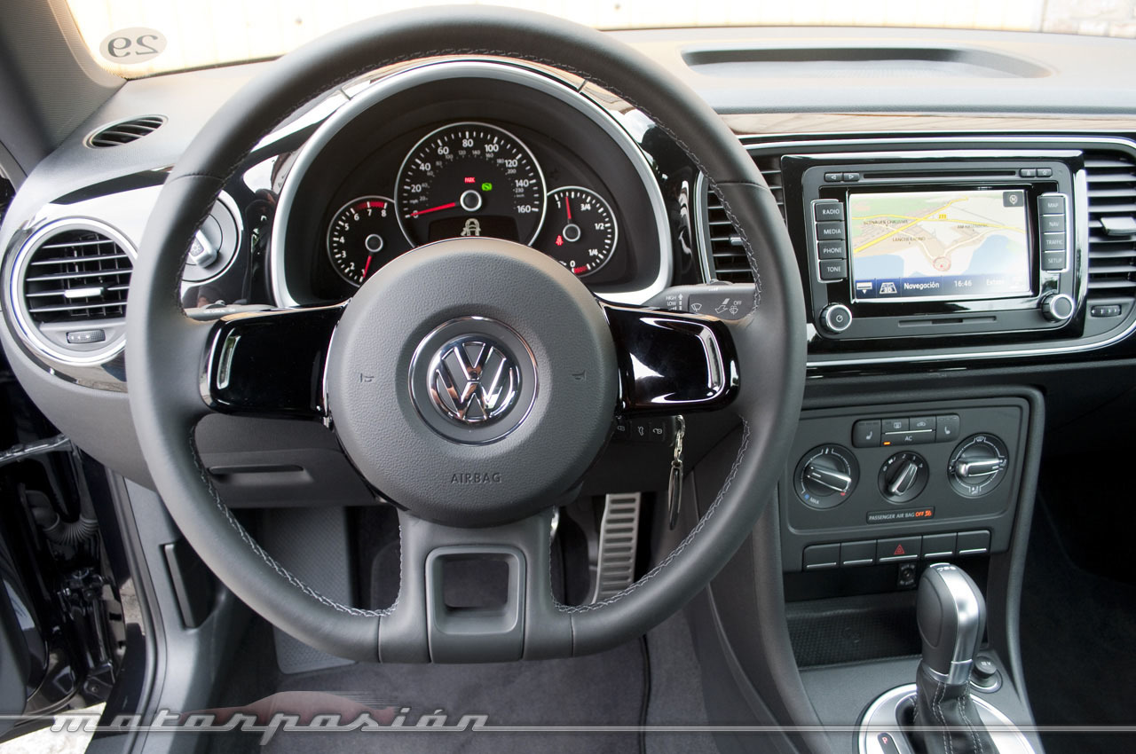 Foto de Volkswagen Beetle (presentación) (21/31)