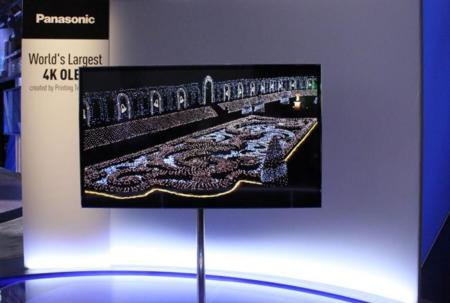 Sony y Panasonic se rinden con su alianza por la tecnología OLED para televisores