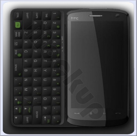 HTC Touch HD Pro, posible nuevo terminal