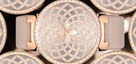 Oro y brillantes, así es el nuevo Tambour Monogram Infini de Louis Vuitton
