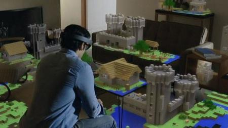 Microsoft podría llevar Project Holo Lens a Xbox One y PC