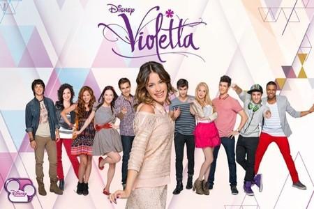 La serie Violetta se ha convertido en un éxito con un gran movimiento fan en España