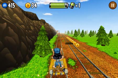 Los mejores juegos gratis para iOS - Endless Runners - hugo