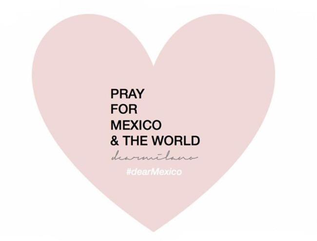Famosos Solidaridad Mexico