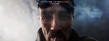 El brevísimo teaser de Battlefield V nos dejará sin respiración. Pero no del modo deseado