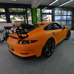 Foto 2 de 12 de la galería porsche-911-gt3-rs-naranja-mate en Motorpasión