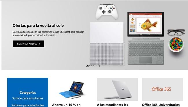 Microsoft Estudiantes