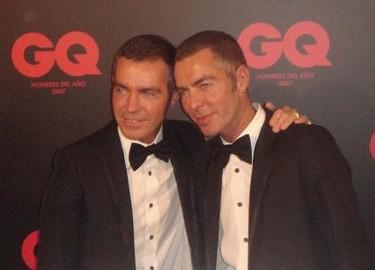 La alfombra roja de los Premios Hombre GQ 2007