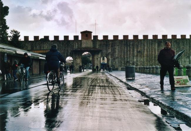 paseo bici