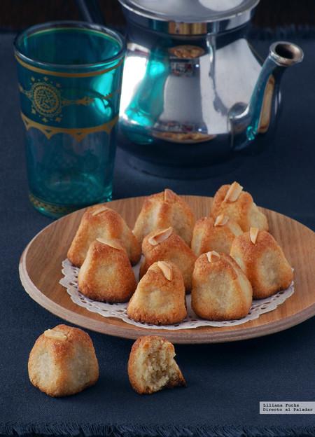 Pastas de almendra con cardamomo y azahar: receta del delicioso mazapán judío-iraquí