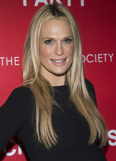 celebrities rubio pelirrojo melena cabello pelo Molly Sims