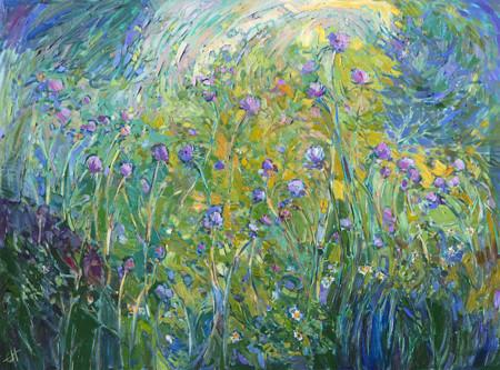 Erin Hanson Impressionism Impresionismo Cultura Inquieta8