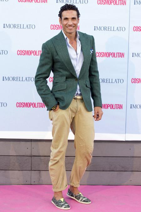 Oscar Higares premios Cosmopolitan