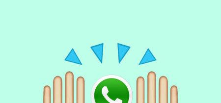 Cómo enviar mensajes de Whatsapp por voz sin tocar el móvil