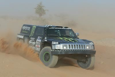 Gordon vuelve al Dakar