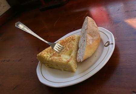 Tortilla Pincho