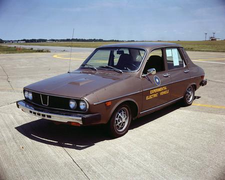 El increíble hallazgo del Renault 12 eléctrico como los que probó la NASA en los años 70