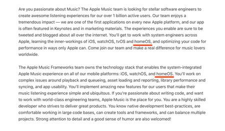 Oferta Trabajo Apple