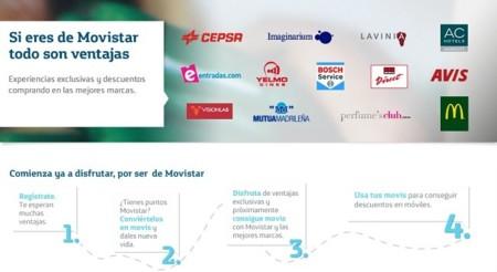 Por ser de Movistar sustituye a su programa de puntos con los nuevos Movis