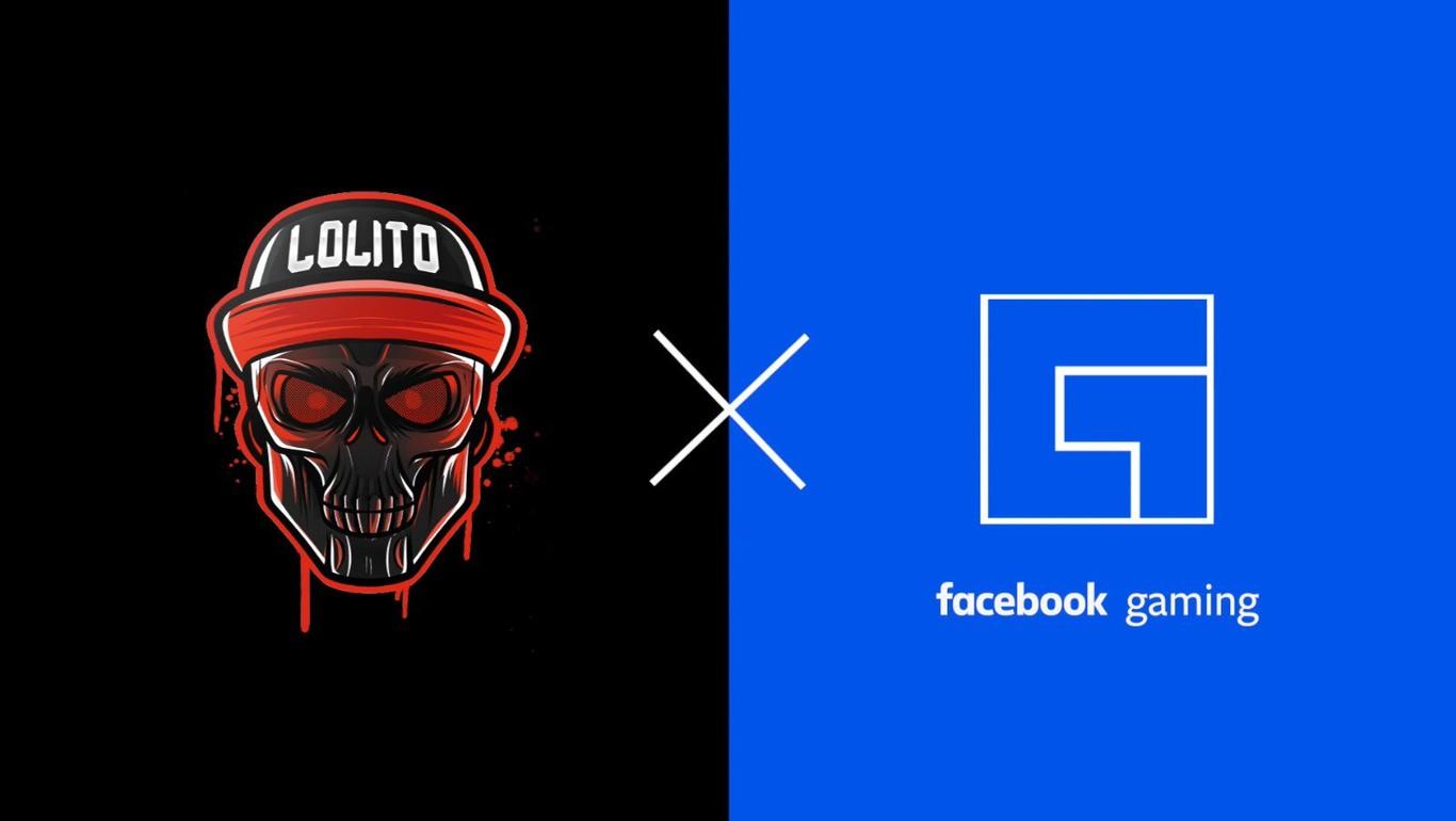 """LOLITO se pasa a Facebook Gaming para hacer sus directos y confirma la otra """"guerra del streaming"""""""