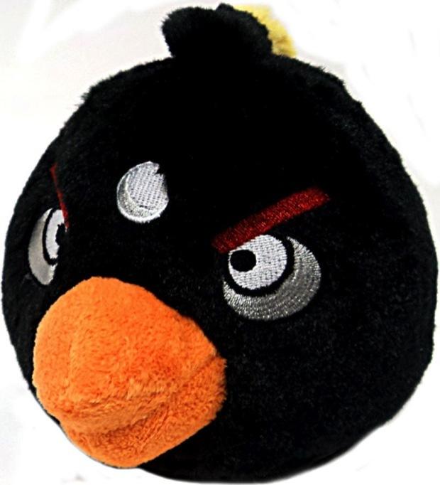 Foto de Peluches de Angry Birds (5/5)