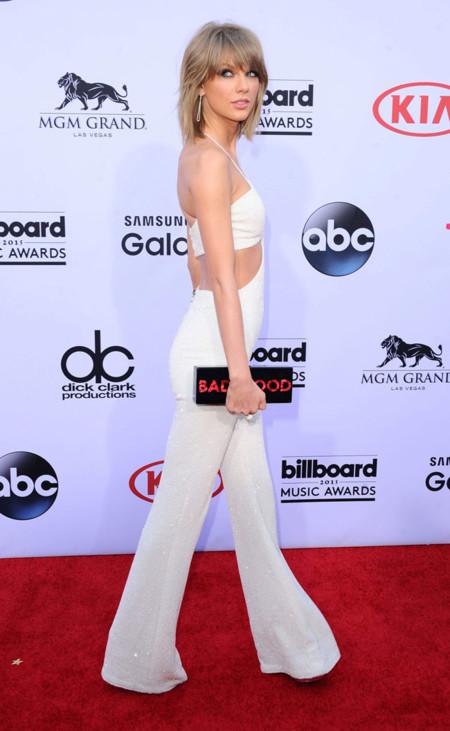 Taylor Swift Billboard 2015 espalda