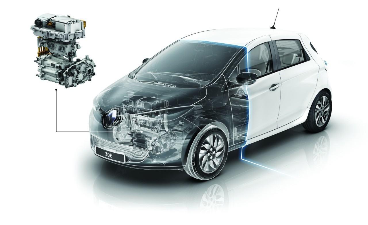 Foto de Renault ZOE (57/151)