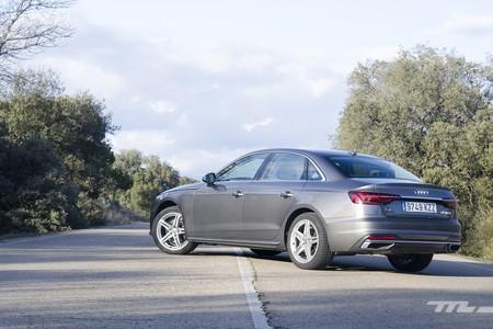Audi A4 2020 Prueba 027