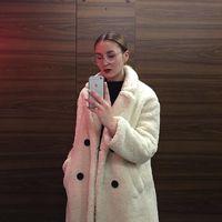 Bershka tiene el abrigo peluche que todas desean (y que está a punto de agotarse)