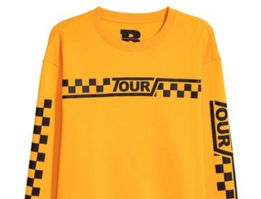Hoy vuelve a H&M el tour Purpose de Justin Bieber con una colección que promete 'sold out'
