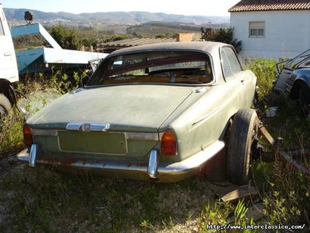 Jaguar 4.2 V8