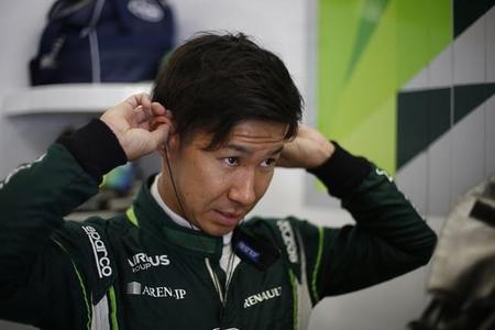 """Kamui Kobayashi: """"estamos en una situación complicada, pero yo no puedo hacer nada"""""""