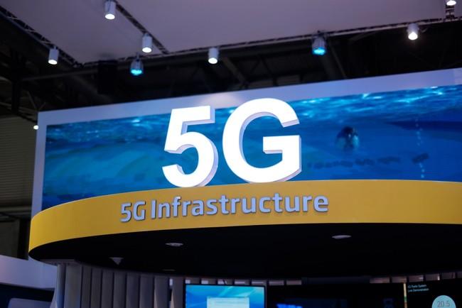 Infraestructura 5G