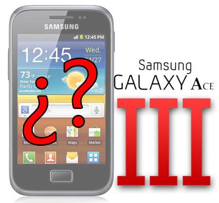 Samsung Galaxy Ace III, los primeros detalles salen a la luz