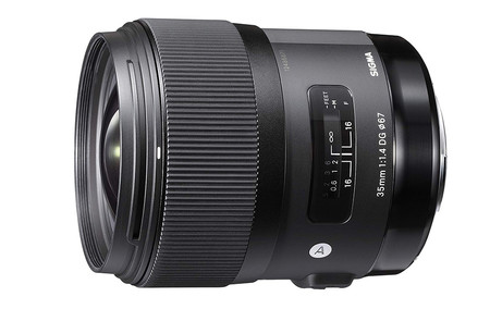 Sigma 35mm F14 Dg Hsm Art